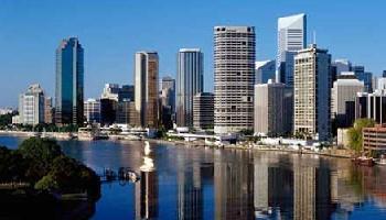 The City Centre Of Brisbane ...